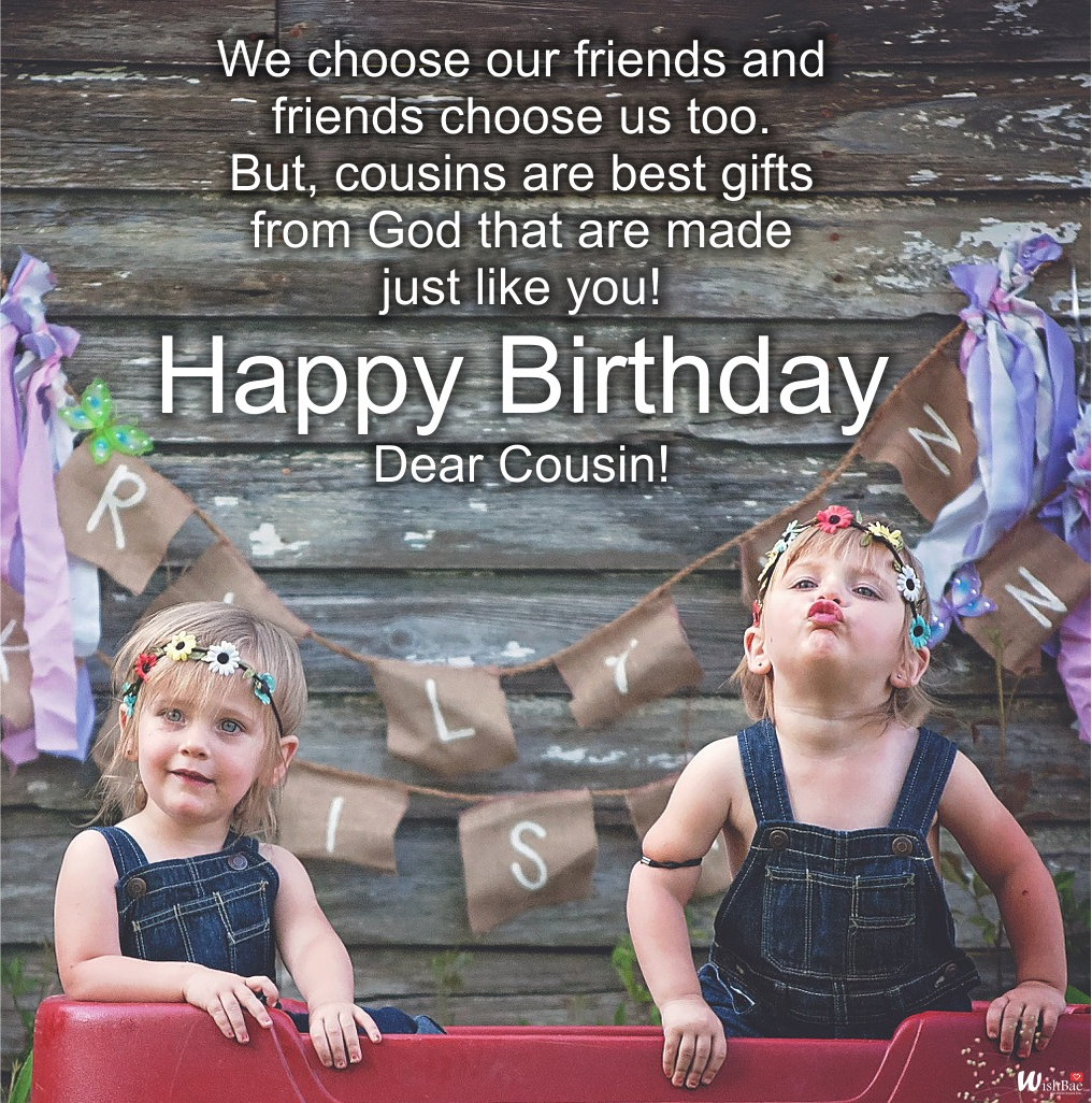 birthday greetings for cousin
