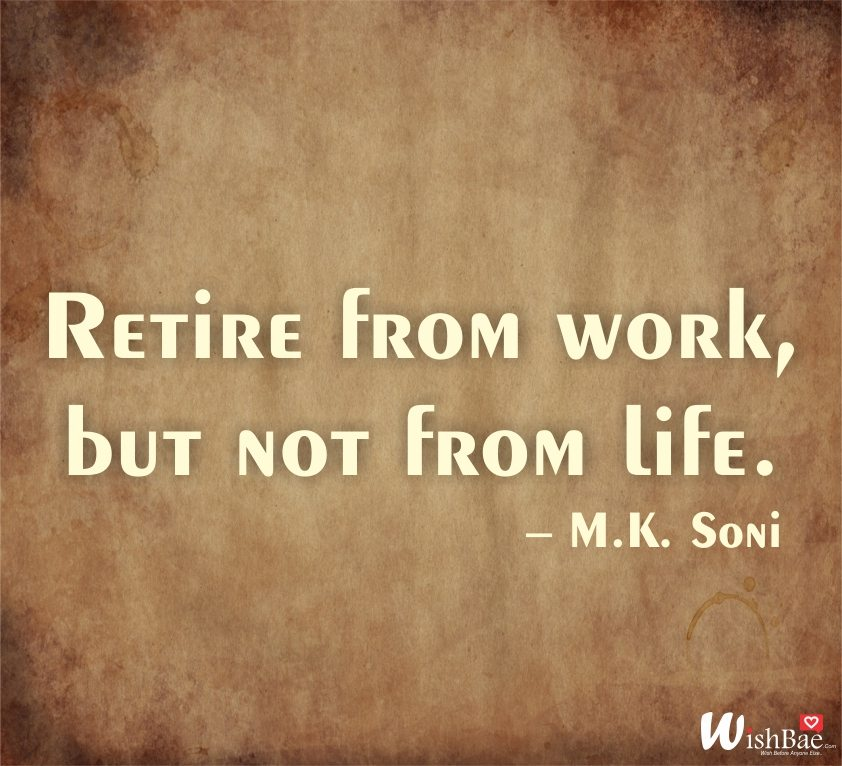Quotes About Retirement And Time: Happy Retirement Now U Can Relax Fir The Rest Of It Life T