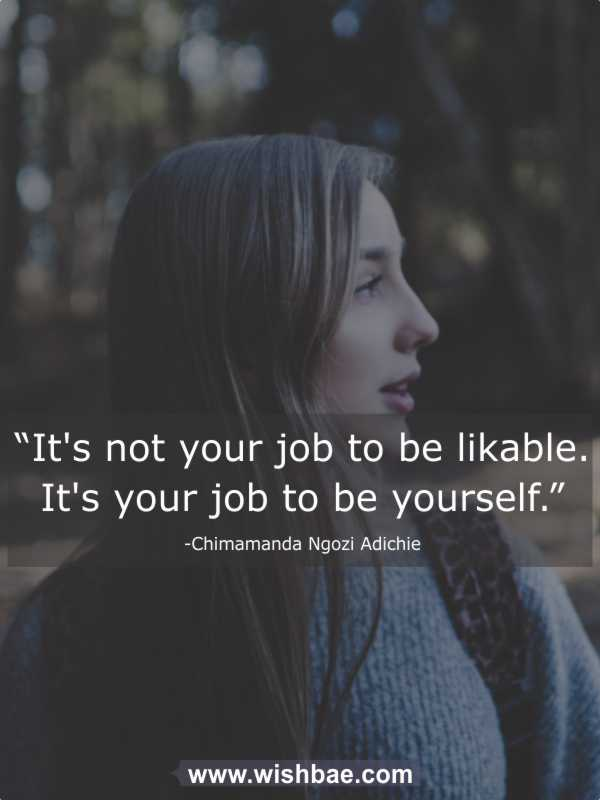 be yourself quotes images