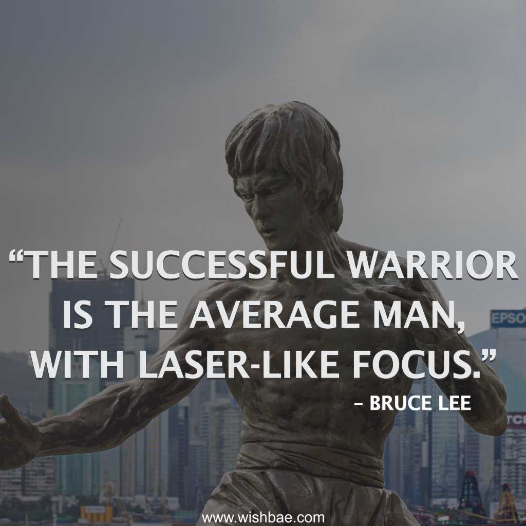 quote for student bruce lee