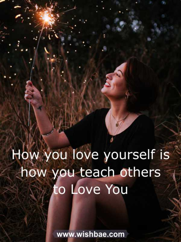 quotes about self love