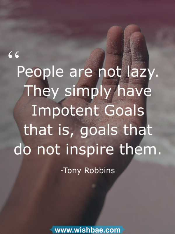 tony robbins motivational quotes