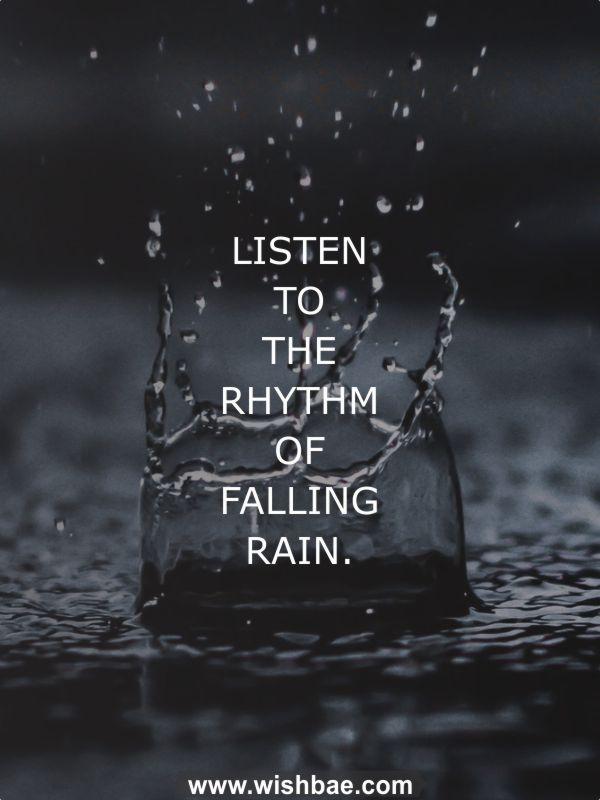 Beautiful Rainy Morning Quotes 20296 24 Best Rainy Day Wish Pictures