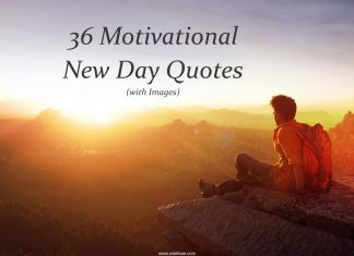 motivational new day quotes
