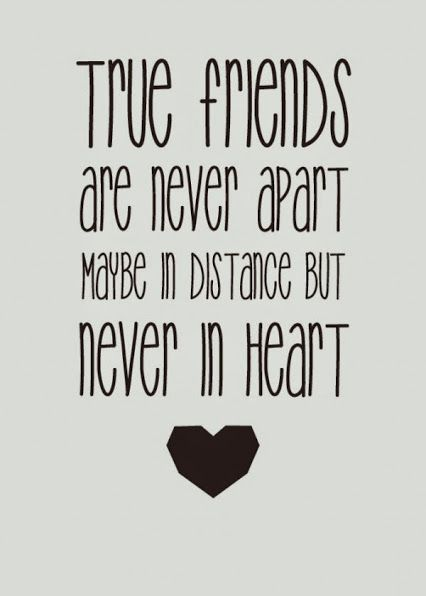 long distance friendship wishes