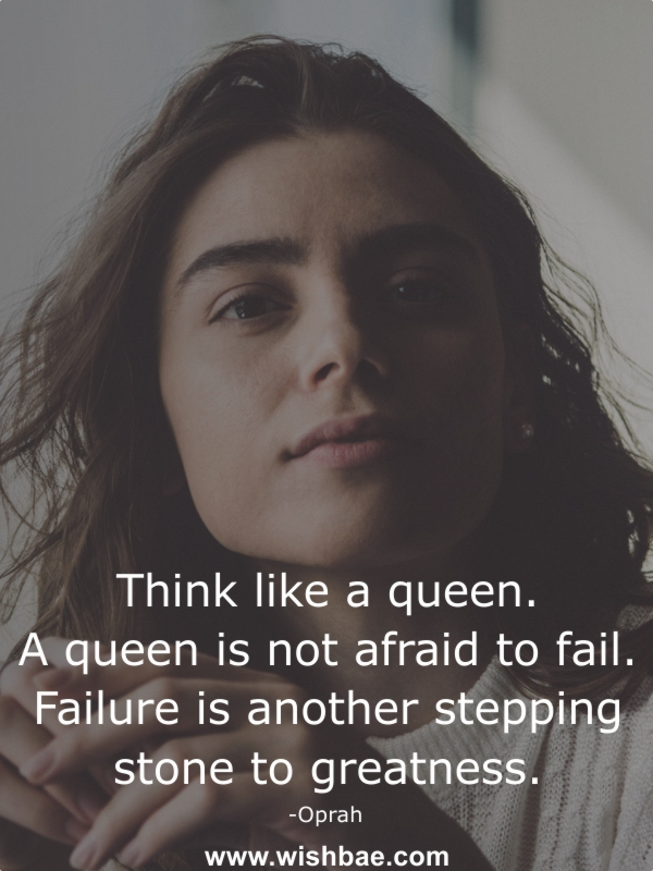 think like a queen - self love quotes