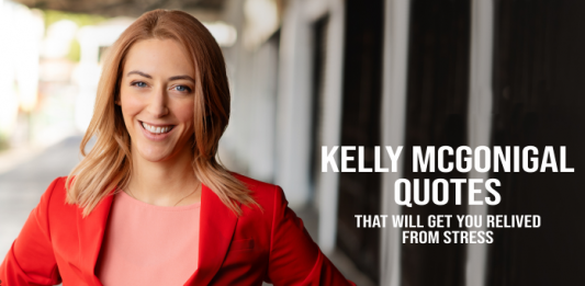 kelly mcgonigal quotes